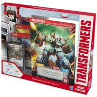 Wizards of The Coast Transformers TCG Metroplex Deck