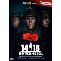 Studio 100 DVD - Musical 14-18