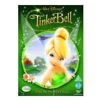 Disney Tinker Bell DVD