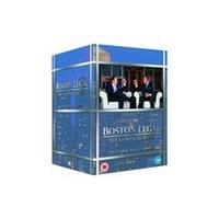 Boston Legal - Seasons 1-5 Boxset DVD