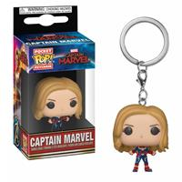 Funko Captain Marvel Pocket POP! Vinyl Keychain Captain Marvel 4 cm