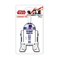 Pyramid International Star Wars Rubber Luggage Tag R2-D2