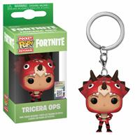 Funko Fortnite Pocket POP! Vinyl Keychain Tricera Ops 4 cm