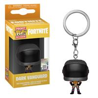 Funko Fortnite Pocket POP! Vinyl Keychain Dark Vanguard 4 cm