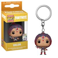 Funko Fortnite Pocket POP! Vinyl Keychain Valor 4 cm