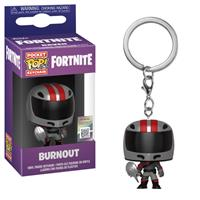 Funko Fortnite Pocket POP! Vinyl Keychain Burnout 4 cm