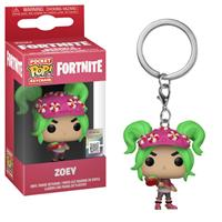 Funko Fortnite Pocket POP! Vinyl Keychain Zoey 4 cm