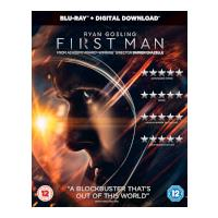 Universal Pictures First Man (Includes Digital Copy)
