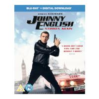 Universal Pictures Johnny English Strikes Again (Includes Digital Copy)