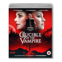 Screenbound Pictures Crucible of the Vampire (Dual Format)