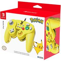 Nintendo Switch Battle Pad (Pikachu)