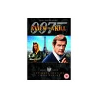 Bond Remastered A View To A Kill DVD