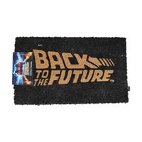 SD Toys Back to the Future Doormat Logo 43 x 72 cm