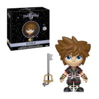 5 Star Kingdom Hearts 3 5-Star Vinyl Figure Sora 8 cm