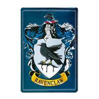 Logoshirt Harry Potter 3D Tin Sign Ravenclaw 20 x 30 cm
