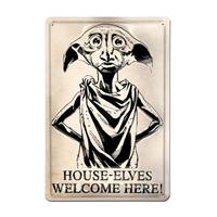 Logoshirt Harry Potter 3D Tin Sign Dobby 20 x 30 cm