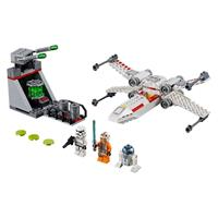 LEGO Star Wars - X-Wing Starfighter Trench Run