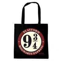 Logoshirt Harry Potter Tote Bag Platform 9 3/4