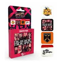 GB eye Suicide Squad Coaster 4-pack Mix
