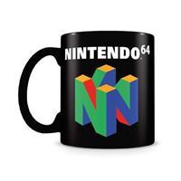 Pyramid International Nintendo Mug N64 Logo