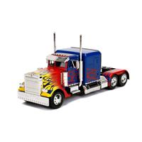Jada Toys Transformers Diecast Model 1/24 T1 Optimus Prime