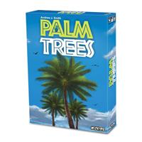Wizkids Palm Trees Card Game english