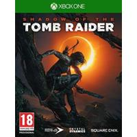 Shadow of the Tombraider Xbox One