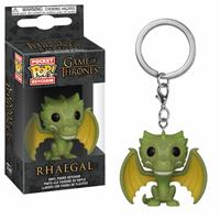 Funko Game of Thrones Pocket POP! Vinyl Keychain Rhaegal 4 cm