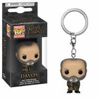 Funko Game of Thrones Pocket POP! Vinyl Keychain Davos 4 cm