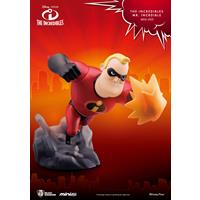 Beast Kingdom Toys The Incredibles Mini Egg Attack Figure Mr. Incredible 14 cm