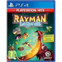 PS4 Hits Rayman Legends