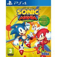 Sonic Mania Plus