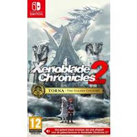 Xenoblade Chronicles 2: Torna the Golden Country (DLC on cartridge)