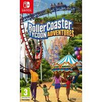 Nintendo Switch Roller Coaster Tycoon Adventures