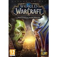 World Of Warcraft - Battle For Azeroth PC