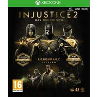 Injustice 2 - Legendary Edition (Day One Edition)