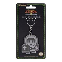 Paladone Products The Legend of Zelda Metal Keychain 8 Bit Link 7 cm