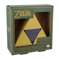 Paladone Products The Legend of Zelda Alarm Clock Triforce