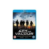 Act Of Valour Blu-ray