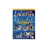 Digimon: Digital Monsters Season 1-4 Boxset DVD