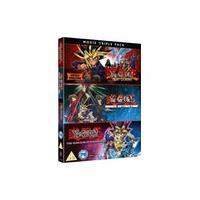 Yu-Gi-Oh! Movie Triple Pack DVD