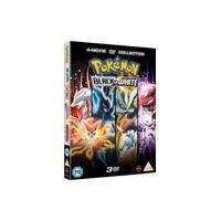 Pokemon Movie 14-16 Collection: Black & White DVD