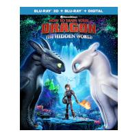DreamWorks Animation How to Train Your Dragon - The Hidden World (Includes 3D Blu-ray + Digital Download)