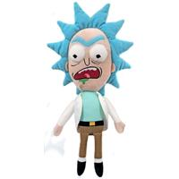 Funko Rick & Morty Galactic Plushies Plush Figure Rick Worried 41 cm
