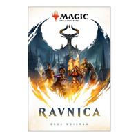 Penguin Random House Magic the Gathering Book Ravnica by Greg Weisman *English Version*