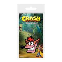 Pyramid International Crash Bandicoot Rubber Keychain Extra Life 6 cm