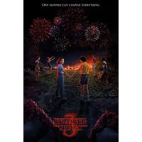 Pyramid International Stranger Things Poster Pack One Summer 61 x 91 cm (5)