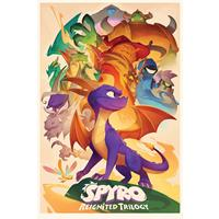 Pyramid International Spyro the Dragon Poster Pack Animated Style 61 x 91 cm (5)