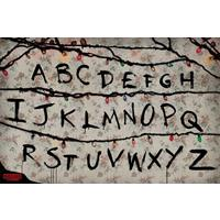 Pyramid International Stranger Things Poster Pack R, U, N 61 x 91 cm (5)