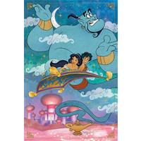 Pyramid International Aladdin Poster Pack A Whole New World 61 x 91 cm (5)